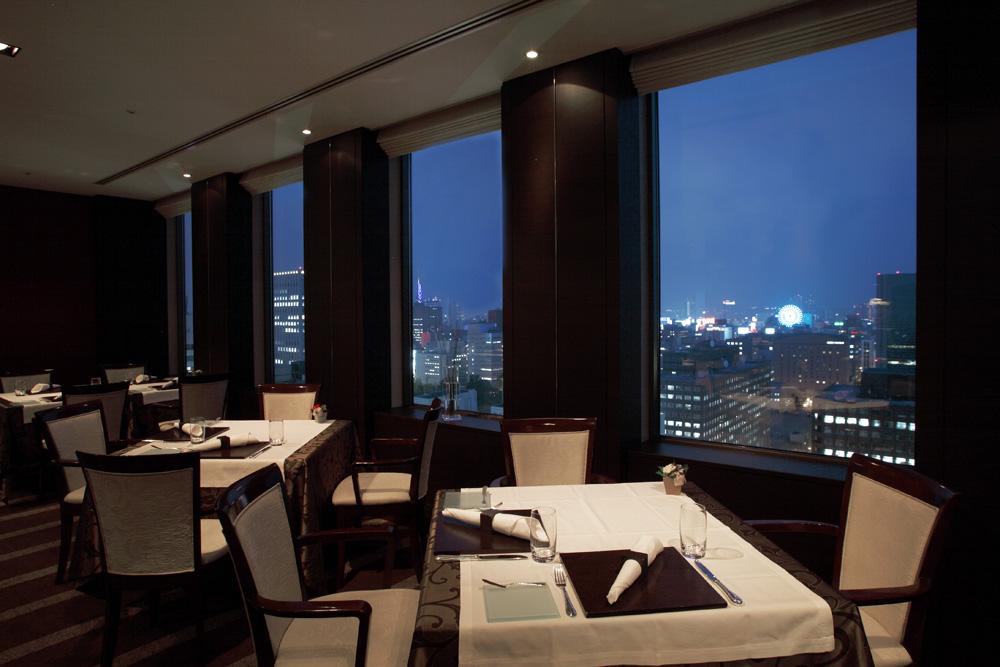 京王プラザホテル札幌  予約制フランス料理アンブローシア