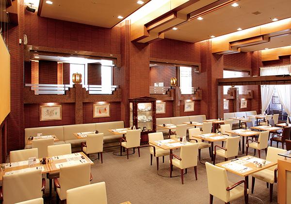 ホテルオークラ札幌 レストラン コンチネンタル