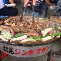 2019年鶴沼ワイナリー最終収穫 マツオジンギスカン&鶴沼ワインパーティー!