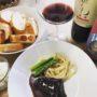 cookpadページにて、北海道産ワインにぴったりの料理レシピを紹介中!
