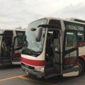 高速おたる号(北大経由)の小樽運河ターミナル直通運転でワインセンターへ!